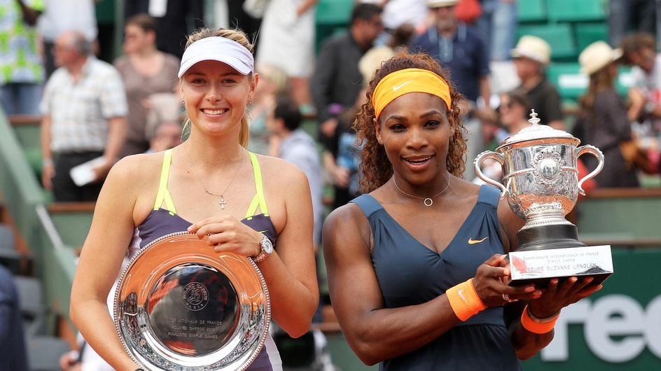 Serena Williams vs Maria Sharapova : Le choc des titans (pour un mec)