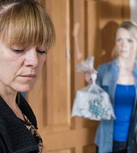 Emmerdale 12/07 - Vanessa's shocked by Rhona's accusation as they argue