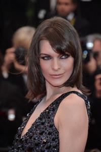 Milla Jovovitch à Cannes