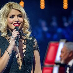 Holly Willoughby's sexy low-cut dress on The Voice final sparks 139 complaints