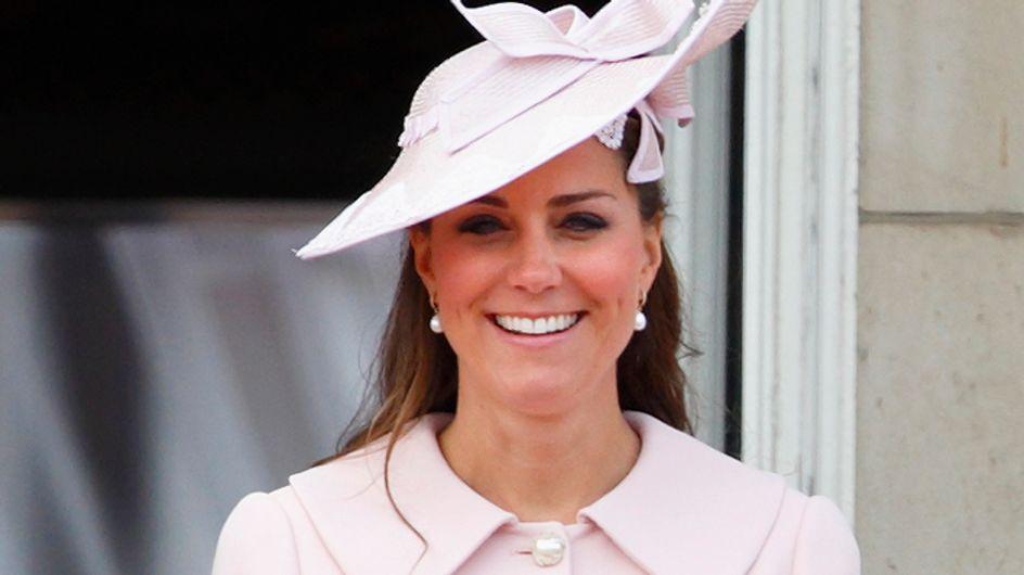 Kate Middleton : Elle a menti sur sa date d'accouchement !