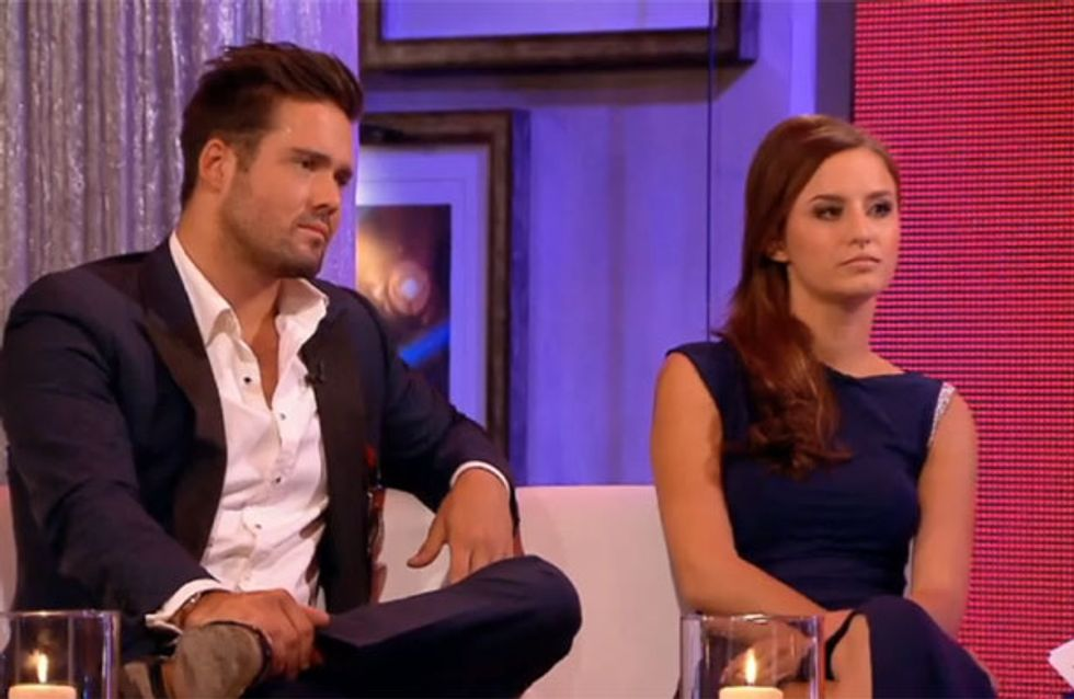 Made In Chelsea's Lucy Watson: Spencer cheated on me after three days together