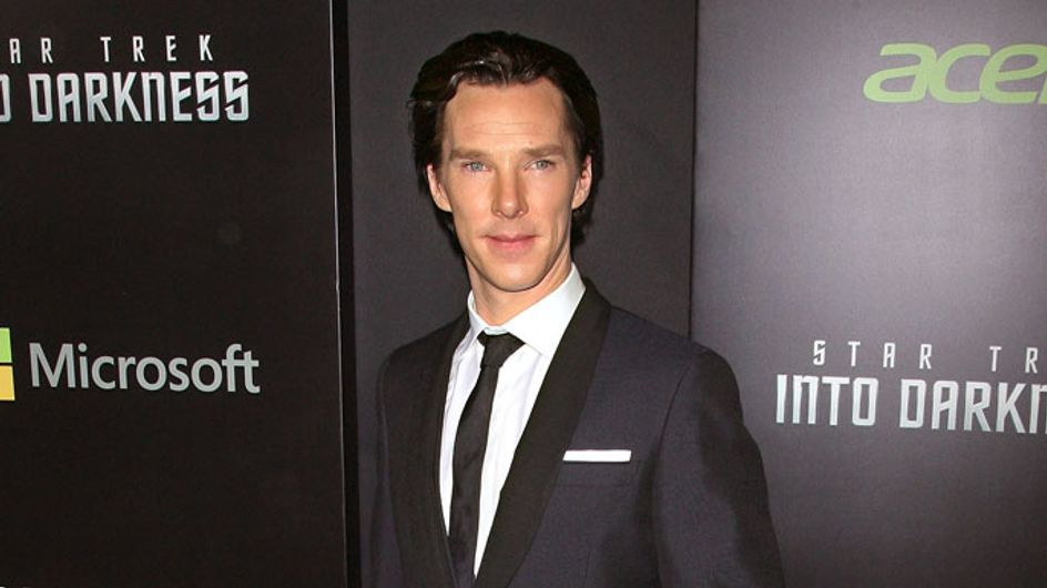 Sherlock's Benedict Cumberbatch opens up about first kisses...and pulling his pants down!