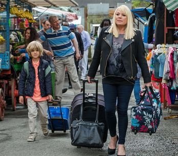 EastEnders 09/07 - Sharon's back in the square