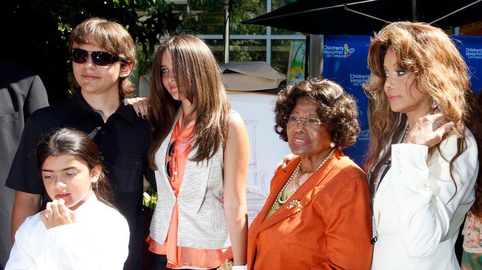 Paris Jackson no soporta vivir con su abuela