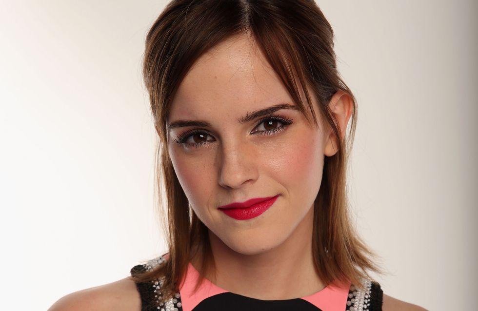 Emma Watson ne possède que huit paires de chaussures !