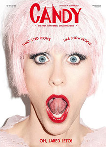 Jared Leto pour Candy