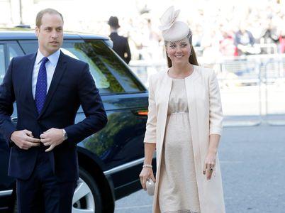 El principe Guillermo y Kate Middleton