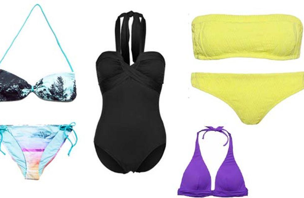 Notre sélection de maillots de bain sucrés et soldés