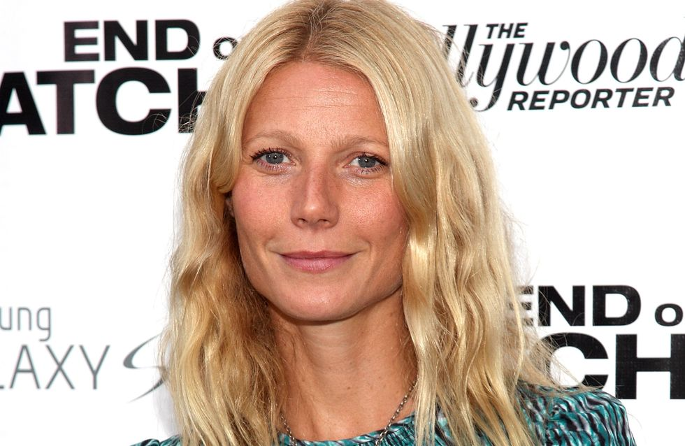 Gwyneth Paltrow : Ultra-sexy en lingerie (photos)