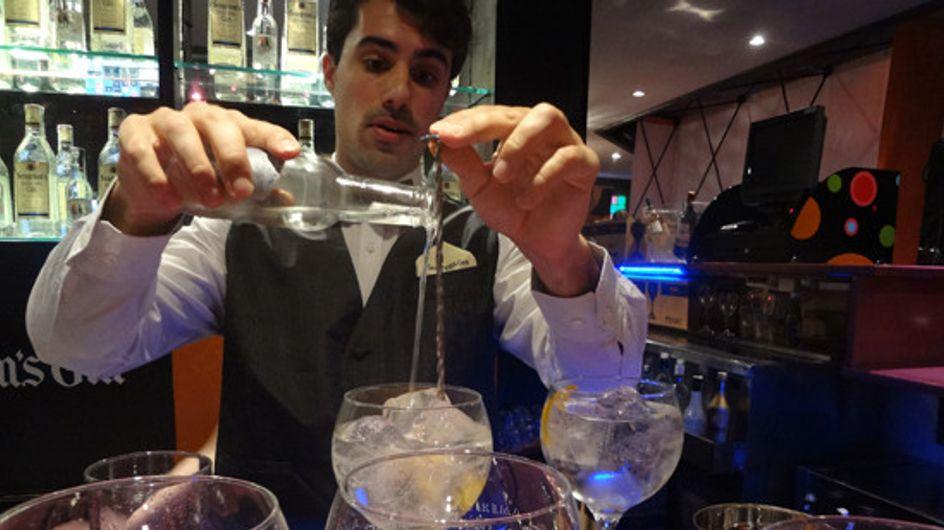 Aprende a hacer el gin-tonic perfecto
