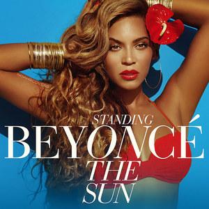 Beyoncé Standing on the Sun