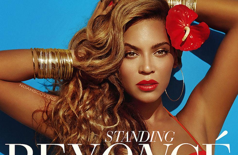 Beyoncé : Ecoutez la version intégrale de ''Standing on the Sun''