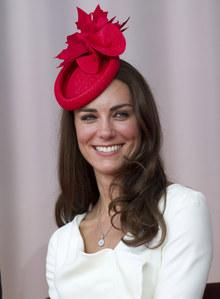 Kate Middleton, les sourcils bien dessinés