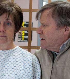 Coronation Street 26/07 - Roy and Hayley drift apart
