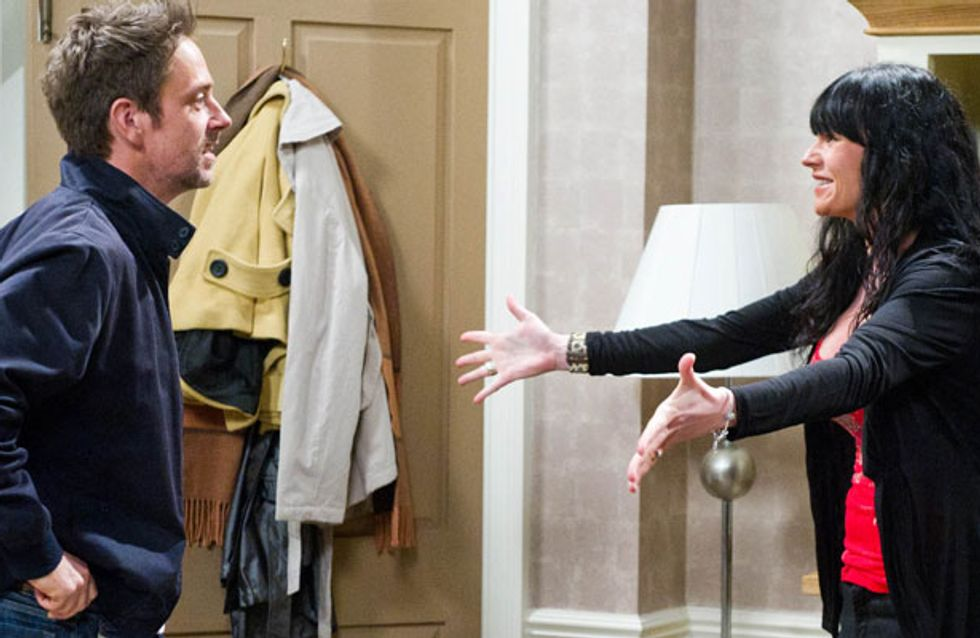 Emmerdale 19/07 - Chas wants to marry Cameron but he wants Debbie