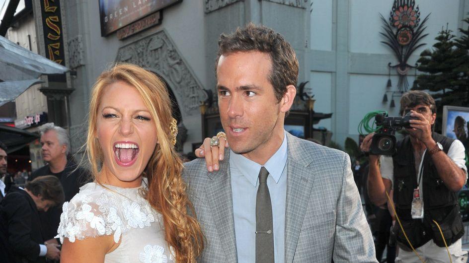 Ryan Reynolds : Blake Lively choisit ses vêtements pour lui