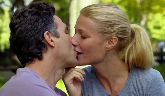Gwyneth Paltrow in Thanks For Sharing