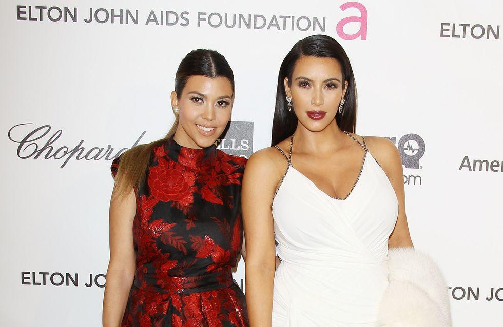 Kim Kardashian : Sa soeur Kourtney critique son nouveau mode de vie