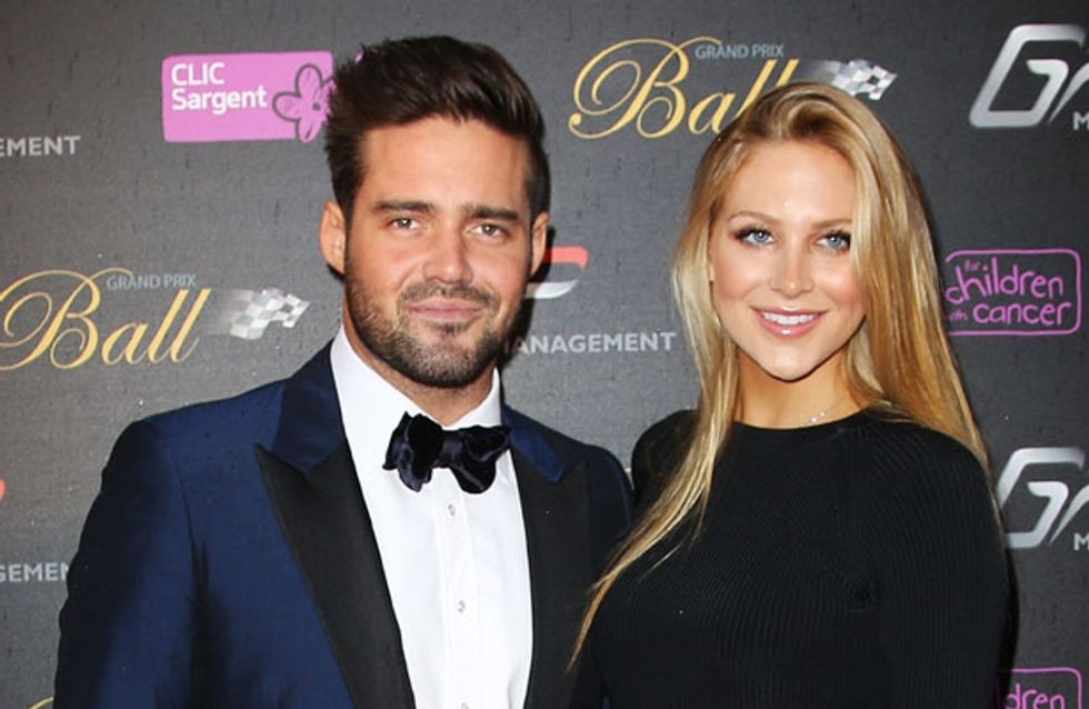 Lucy Watson who? Spencer Matthews steps out with Hills star Stephanie Pratt