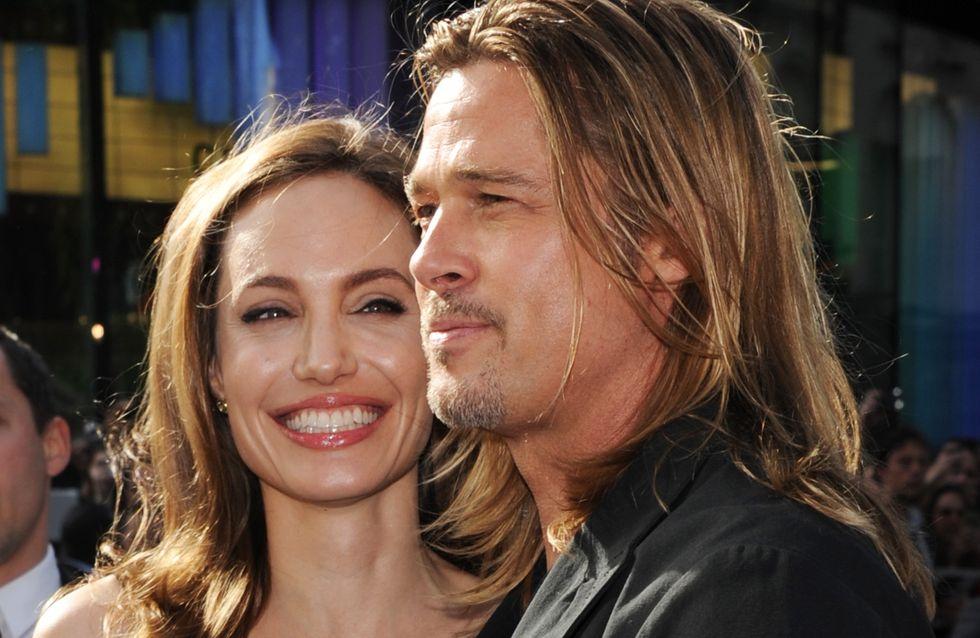Brad Pitt & Angelina Jolie: Hochzeitstermin fix?