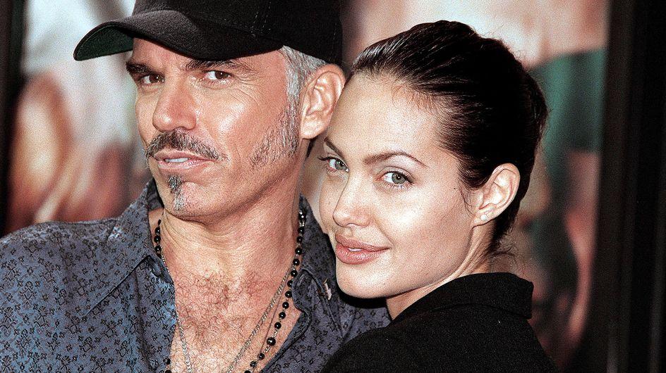 Angelina Jolie sigue en contacto con su exmarido