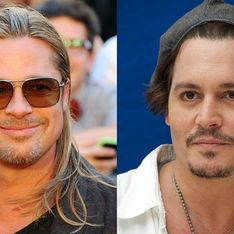 Revealed: Brad Pitt and Johnny Depp's housing war