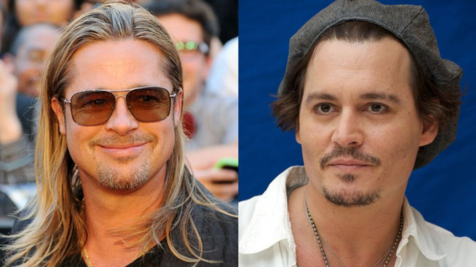Revealed: Brad Pitt and Johnny Depp's housing war