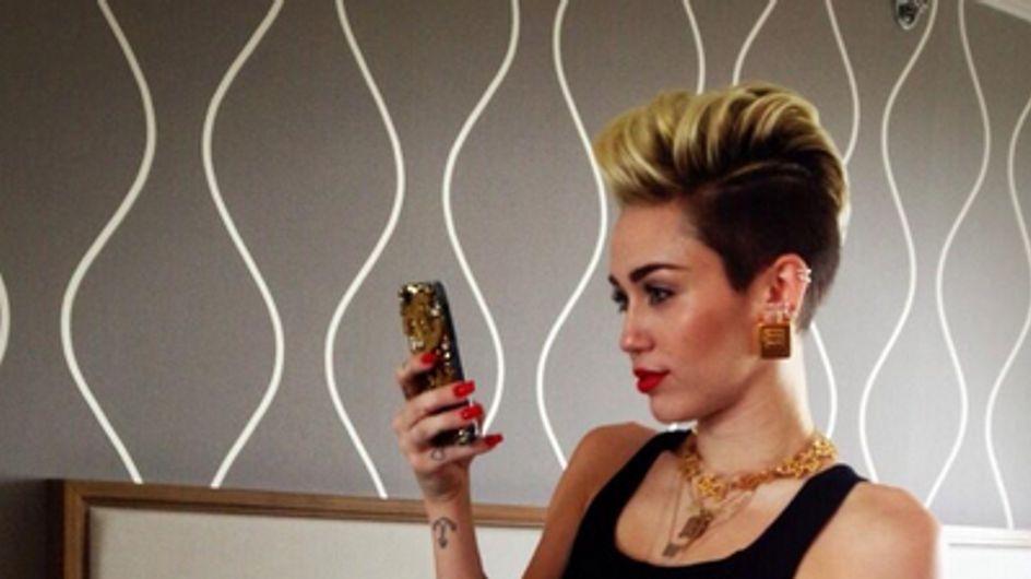 Miley Cyrus, encore un micro short !