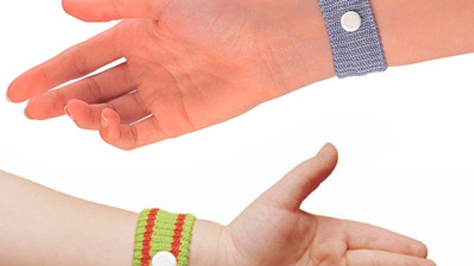 Un bracelet pourrait soulager les nausées des migraineux