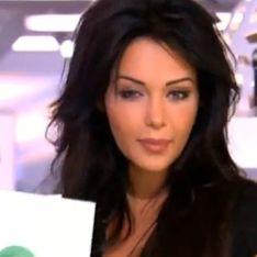 Nabilla remplace avec humour Alessandra Sublet dans C à vous (Vidéo)