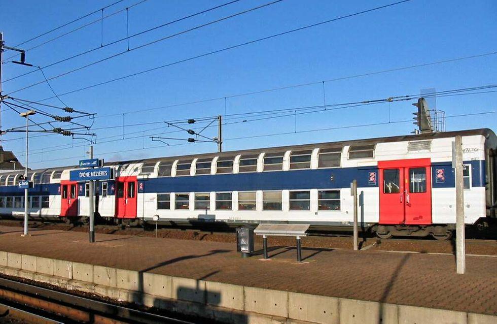Une femme meurt électrocutée sur le toit d'un train
