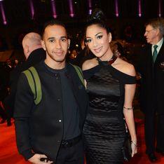 Nicole Scherzinger et Lewis Hamilton : C'est terminé