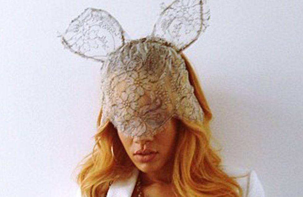 Celebrities hop onto the bunny ears trend