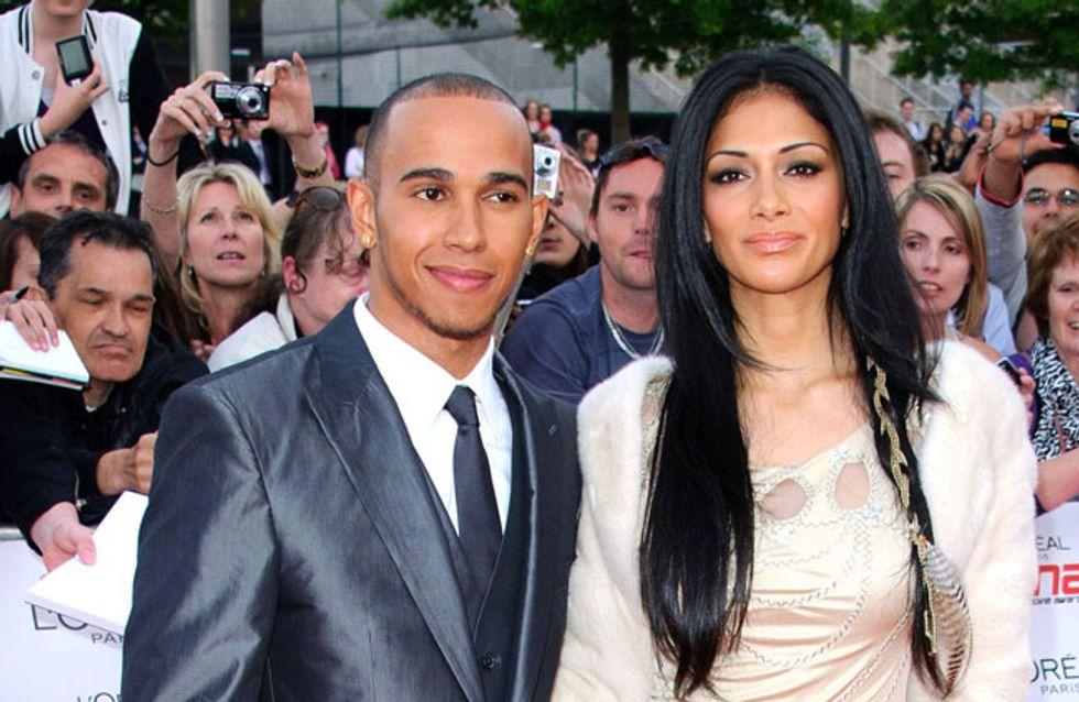 Beziehungs-Aus bei Nicole Scherzinger & Lewis Hamilton?