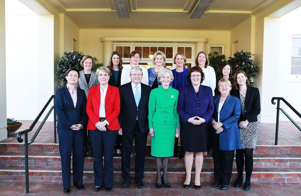 Australie : Record du nombre de femmes au gouvernement