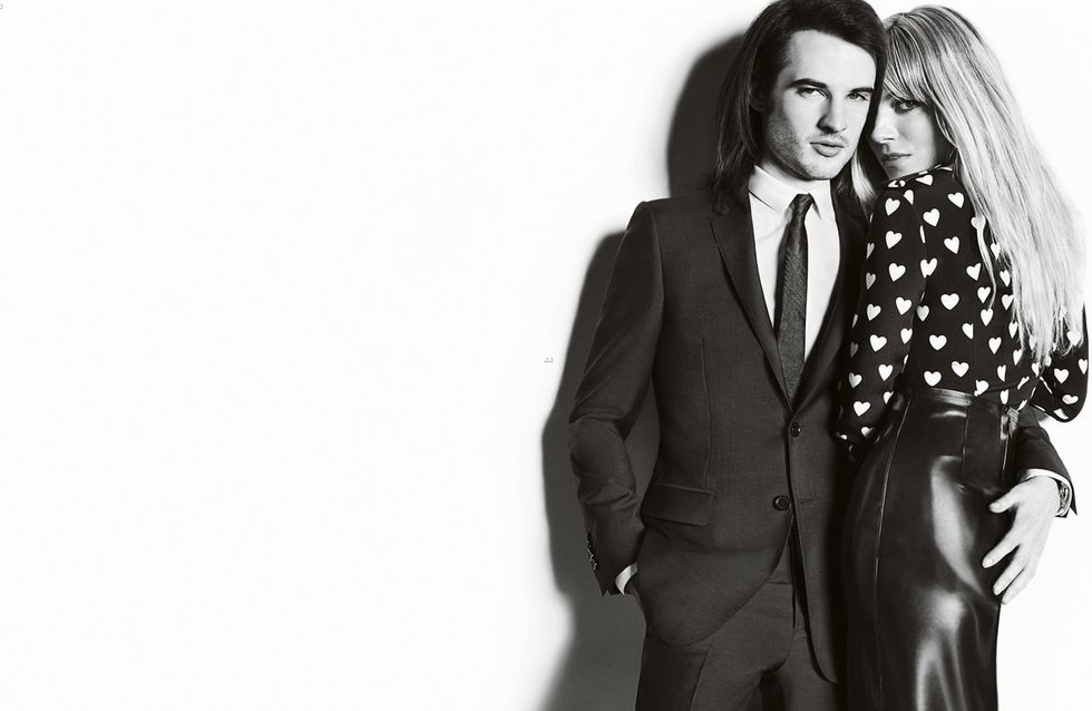Sienna Miller et Tom Sturridge : Amoureux pour Burberry (Photos)