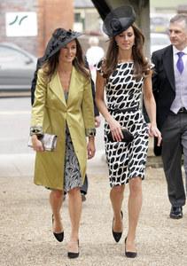 Pippa Middleton et sa soeur Kate Middleton