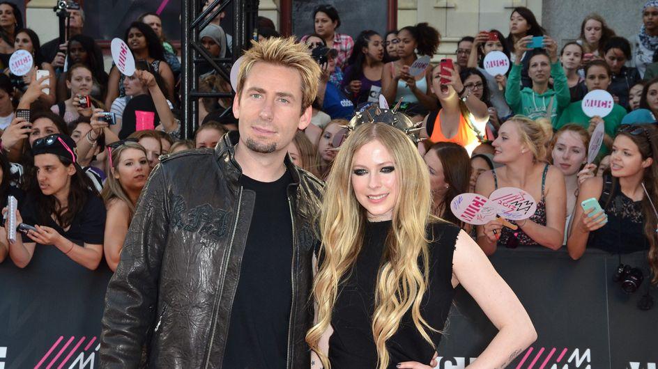 Avril Lavigne si sposa