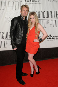 Avril Lavigne e il compagno