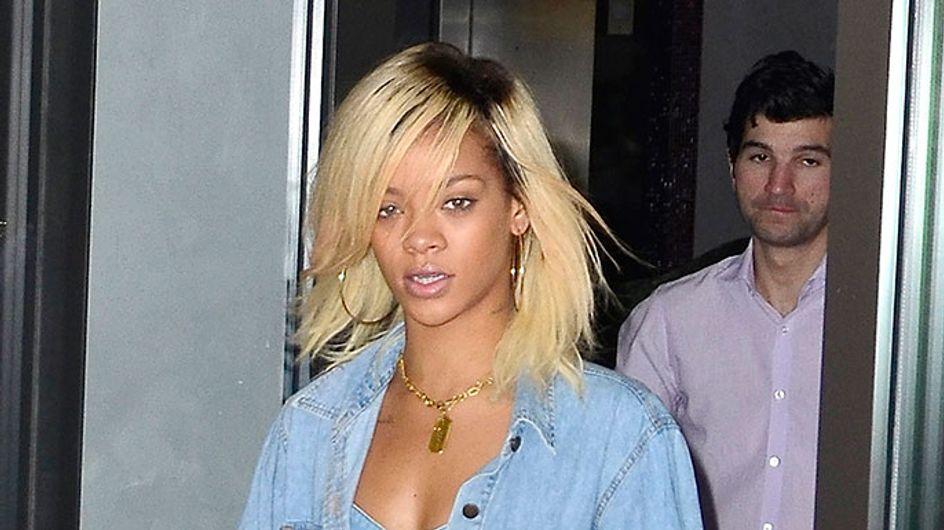 WATCH: Rihanna's embarrassing drunken karaoke video