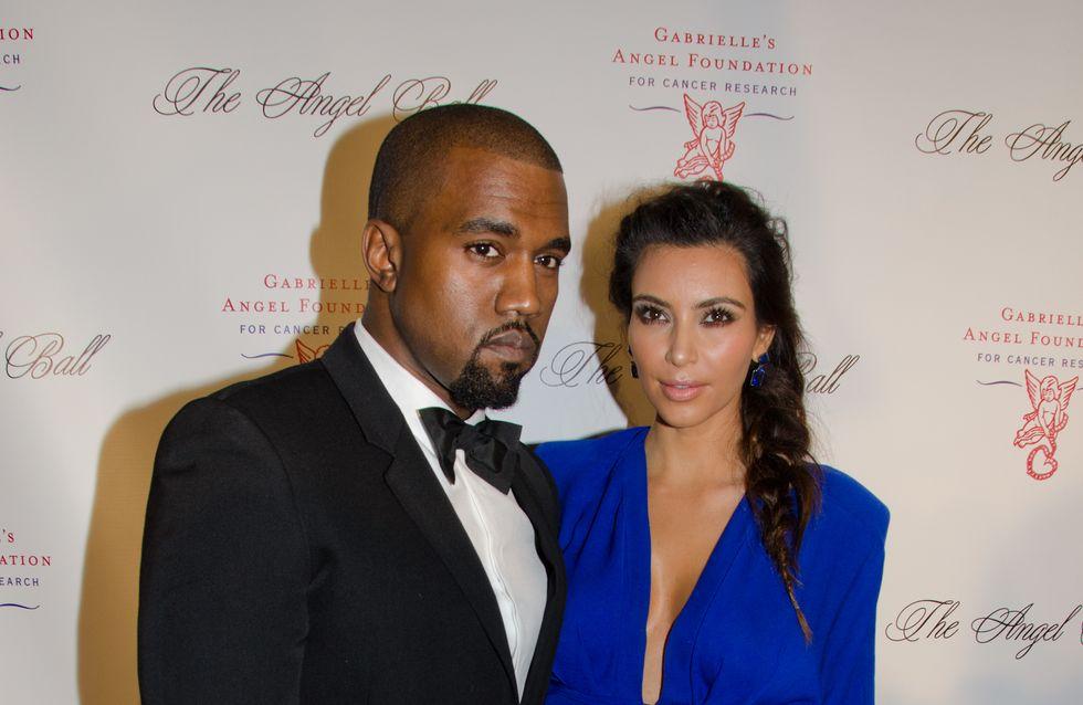 Kim Kardashian : Son cadeau pour Kanye West (Photos)