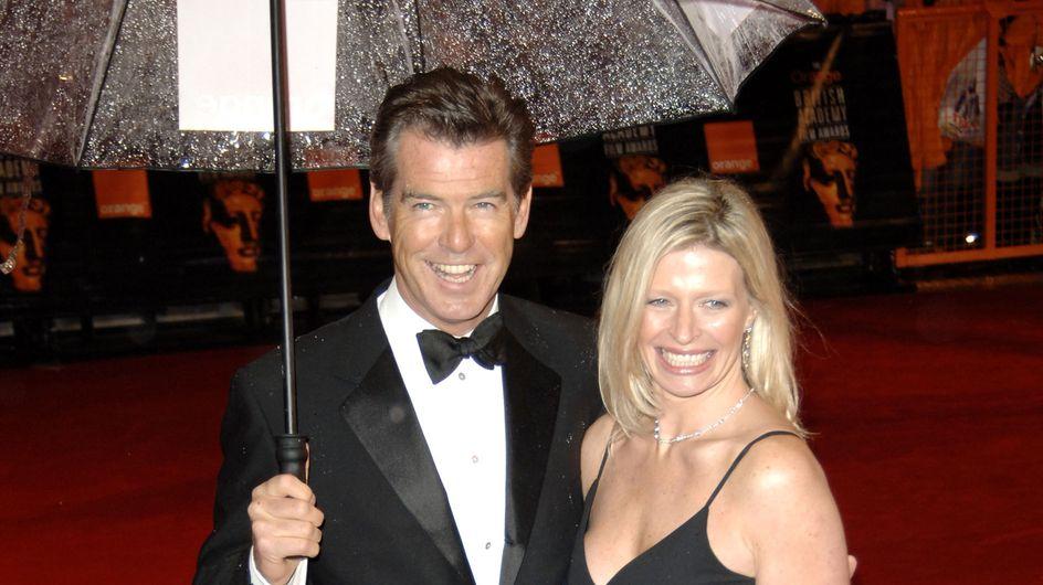Pierce Brosnan : En deuil après la mort de sa fille