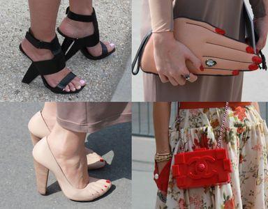 Fashion week 2013 : Les accessoires insolites