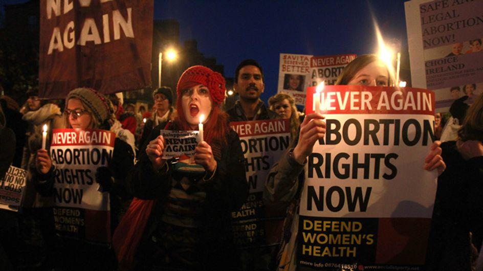 """Ireland begins controversial two-week debate on """"inhumane"""" abortion law"""