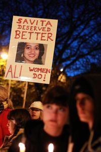 The death of Savita has divided Ireland