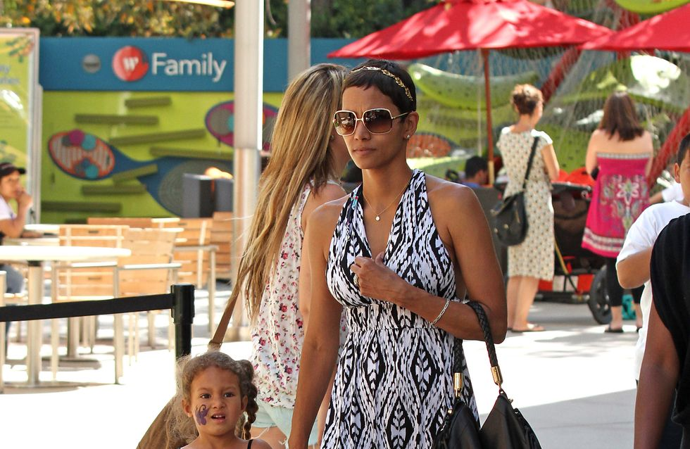Halle Berry : Sa fille a cru mourir