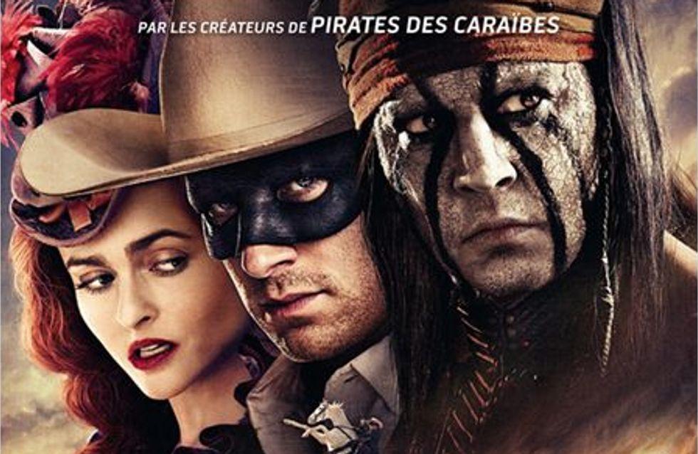 Lone Ranger : Johnny Depp, le comique de répétition…