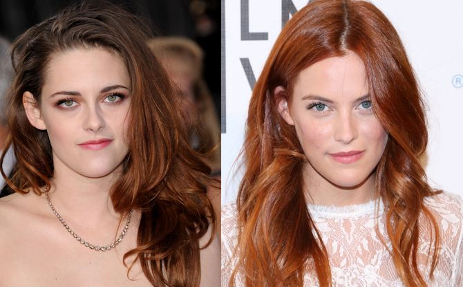 Kristen Stewart e Riley Keough