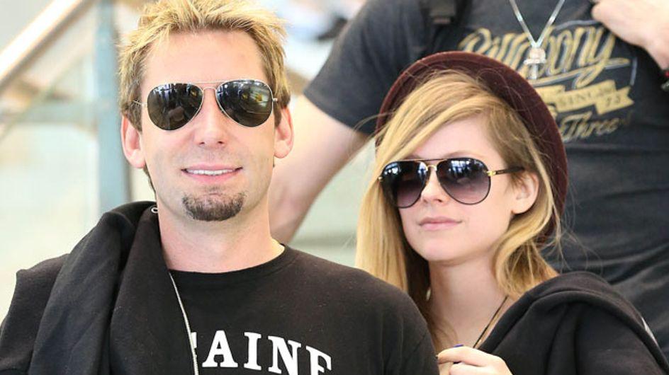 Glückwunsch: Avril Lavigne & Chad Kroeger haben geheiratet